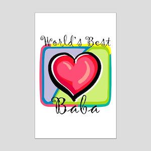 WB Grandma [Bulgarian] Mini Poster Print